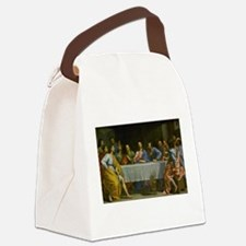 The Last Supper Canvas Lunch Bag