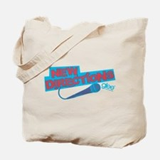 Glee New Directions Tote Bag