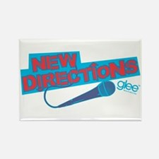 Glee New Directions Rectangle Magnet