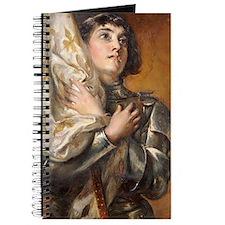 Portrait of Saint Joan of Arc Journal