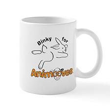Binky for Animooves Mug