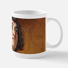 Portrait of Saint Joan of Arc Mugs