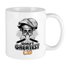 World's Greatest Cook 6 Mugs
