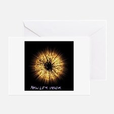 New life inside Greeting Card
