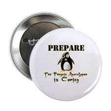 "The Penguin Apocalypse 2.25"" Button"