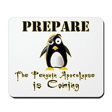 The Penguin Apocalypse Mousepad