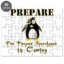 The Penguin Apocalypse Puzzle