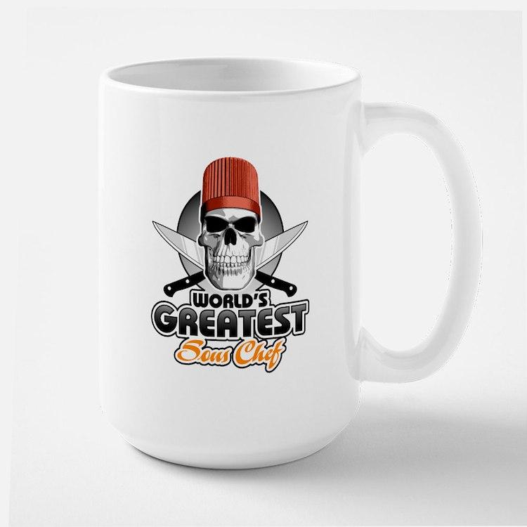 World's Greatest Sous Chef 1 Mugs