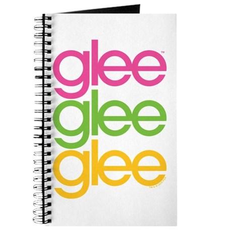 glee coloring pages - glee three color journal by gleetv