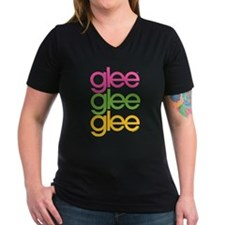 Glee Three Color Shirt