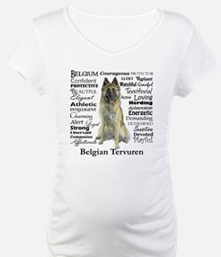Belgian Tervuren Traits Shirt