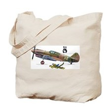 Unique 14th air force flying tigers Tote Bag