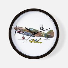 Af Wall Clock