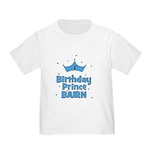 CUSTOM - 1st Birthday Prince! T