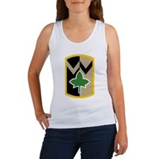 10th Sustainment/Support Brigade Women's Tank Top