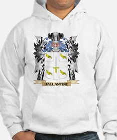 Ballantine Coat of Arms - Family Hoodie