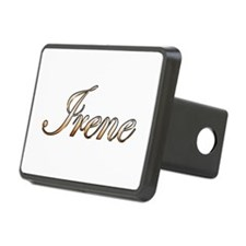 Gold Irene Hitch Cover