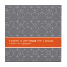 Modern Family Carry a Tune Tile Coaster