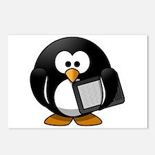 Modern Penguin Postcards (Package of 8)