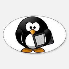 Modern Penguin Decal