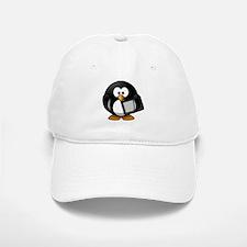 Modern Penguin Baseball Baseball Cap