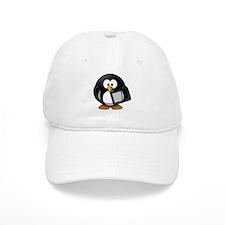 Modern Penguin Baseball Cap