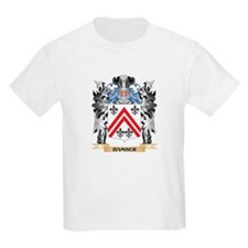 Bamber Coat of Arms - Family Cres T-Shirt