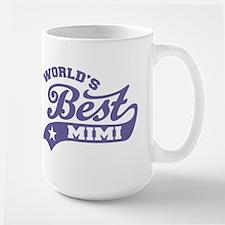 World's Best Mimi Mug