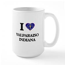 I love Valparaiso Indiana Mugs