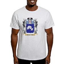 Bampton Coat of Arms - Family Crest T-Shirt