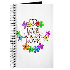 Live Laugh Love Journal