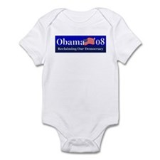 Obama Reclaiming Infant Bodysuit