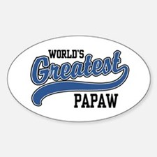 World's Greatest PaPaw Decal