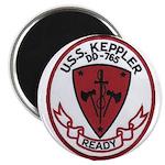 USS KEPPLER Magnet