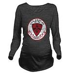 USS KEPPLER Long Sleeve Maternity T-Shirt