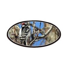 Downy Woodpecker Patch