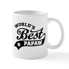 World's Best PaPaw Small Mug