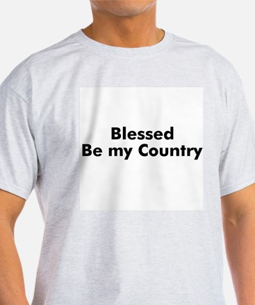 Blessed Be my Country T-Shirt