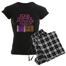 Food Services Manager Pajamas