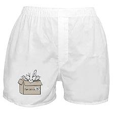 HUGS avatar for cafe press Boxer Shorts