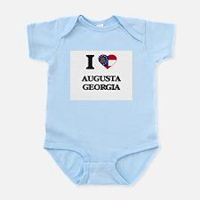 I love Augusta Georgia Body Suit