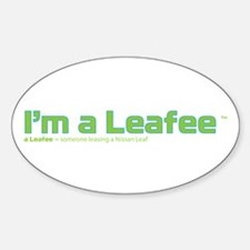 Leafee Decal