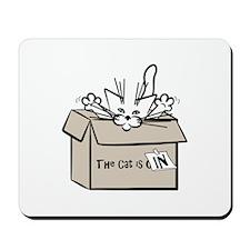HUGS avatar for cafe press Mousepad