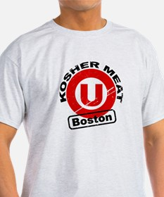 Kosher Meat U - Boston T-Shirt