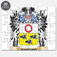 Barbaro Coat of Arms - Family Crest Puzzle