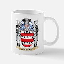Barbarou Coat of Arms - Family Crest Mugs