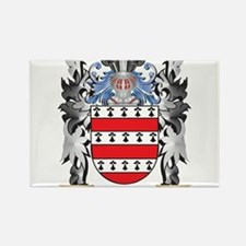 Barbarou Coat of Arms - Family Crest Magnets