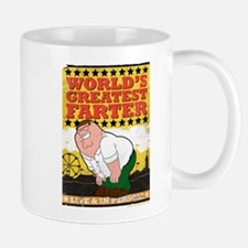 Family Guy World's Greatest Farter Mug