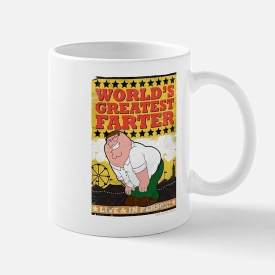 Family Guy World's Greatest Farter Mug
