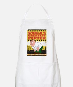 Family Guy World's Greatest Farter Apron